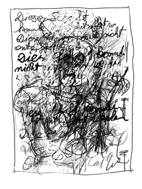 Expressionismus, Spontan, Abstrakt, Figur