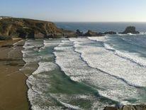 Portugal, Welle, Meer, Strand