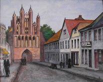 Neubrandenburg, Malerei,