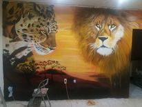 Jaguar, Tiere, Katze, Raubtier
