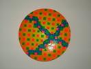 Farben, Freundlich, Geometrisch, Teller