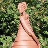 Keramik, Kunstwerk, Gartenplastik, Skulptur