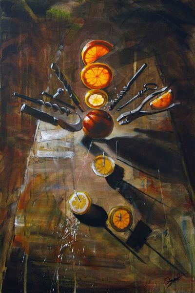 Gemälde, Ölmalerei, Stillleben, Malerei, Acrylmalerei,