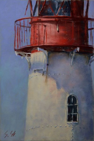 Liste, Rot, Sylt, Nordsee, Leuchtturm, Sommer