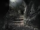 Fantasie, Höhle, Laub, Mystik