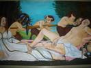 Ölmalerei, Malerei, Venus, Mars