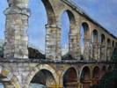 Ölmalerei, Malerei, Nähe, Rom