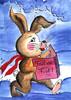 Malerei, Bunny