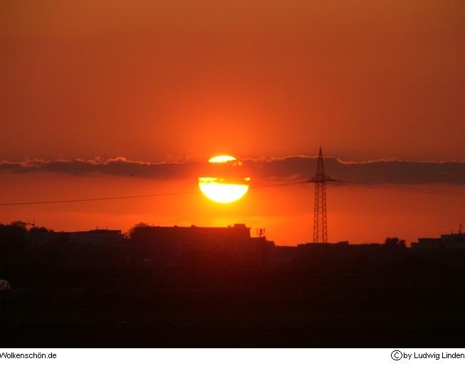 Sonne, Sonnenuntergang, Fotografie