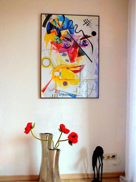 Farben, Lauer, Popart, Chaos, Digitale kunst,