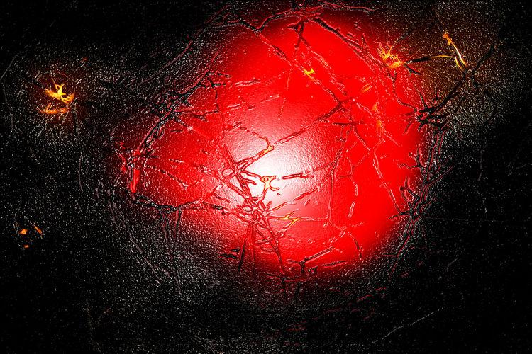 Wasser, Licht, Struktur, Sprudel, Lampe, Rot