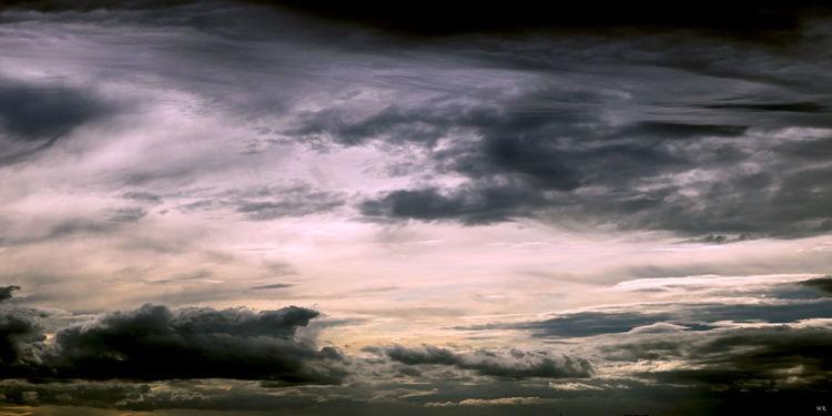 Wolken, Herbst, Traum, Blickfang, Erhebend, Licht