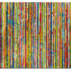 Bunt, Streifen, Malerei, 2015