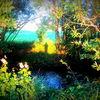 Experiment abendbräune braun, Licht, Sonne, Abend