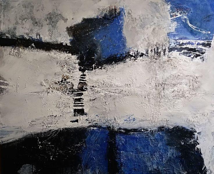 Abstrakt, Schwarz, Schwarz weiß, Landschaft, Nicht gegenständlich, Ozean