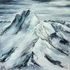 Alpen, Schnee, Landschaft, Ebbs