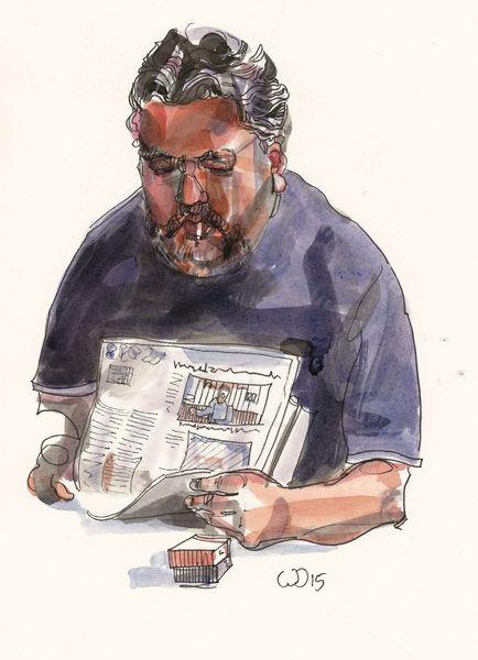 Zeichnungen, News