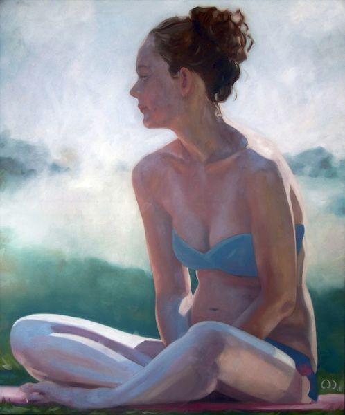 Haut, Sonne, Licht, Malerei