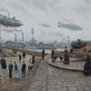 Schiff, Kanone, Luftschiffe, Luftschiff