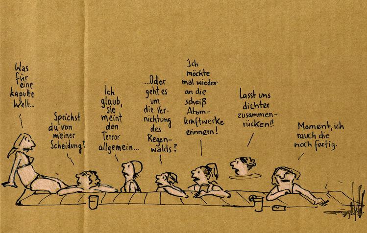Fair fashion, Kleingeräte, Atomkraft, Links, Regenwald, Scheidung