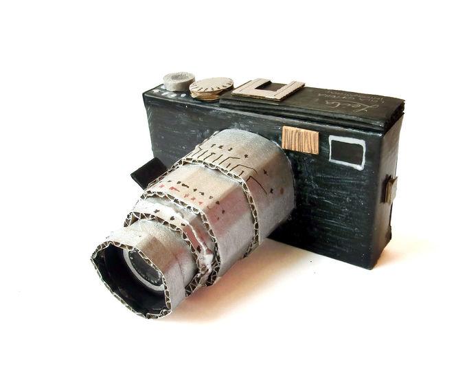 Kamera, Plastik