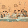 Öffentlichkeit, Kommentar, Netz, Zeichnungen
