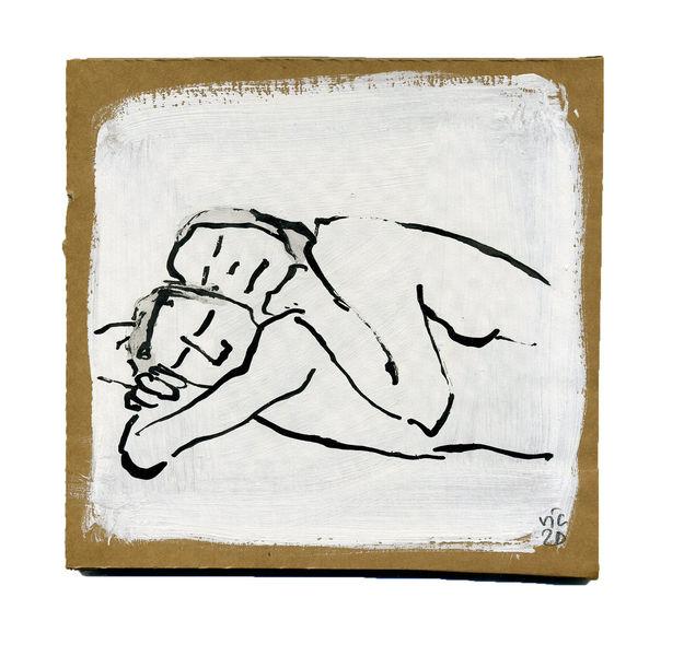 Schlaf, Wärme, Zeichnungen,