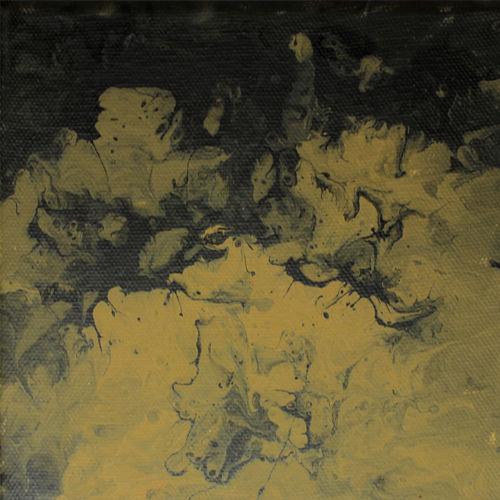 Bunt, Supernova, Spontan, Groß, Acrylmalerei, Meisterwerk