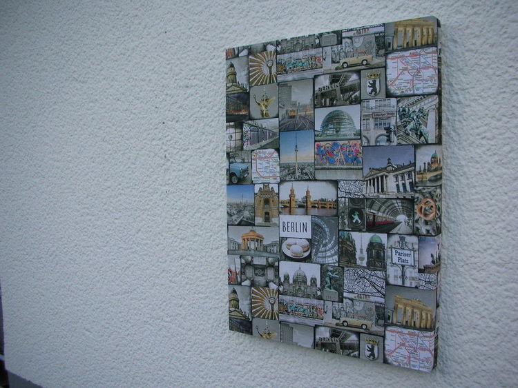 Berlin, Holzbilödträger, Kunsthandwerk,