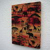 Holzbildhauerei, Afrika, Kunsthandwerk,