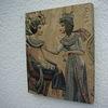 Holzbildhauerei, Pharao, Textil, Kunsthandwerk