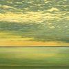 Licht, Malerei, Meer, Wasser