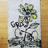 Grow, Grün, Blumen, Malerei