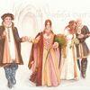 Fantasie, Hochzeit, Romantik, Buch