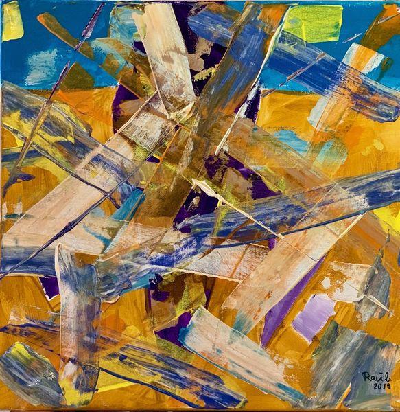 Struktur, Veränderung, Abstrakt, Farben, Malerei