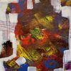 Farben, Augen, Fenster, Malerei