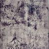 Monochrom, Baum, Wald, Mischtechnik