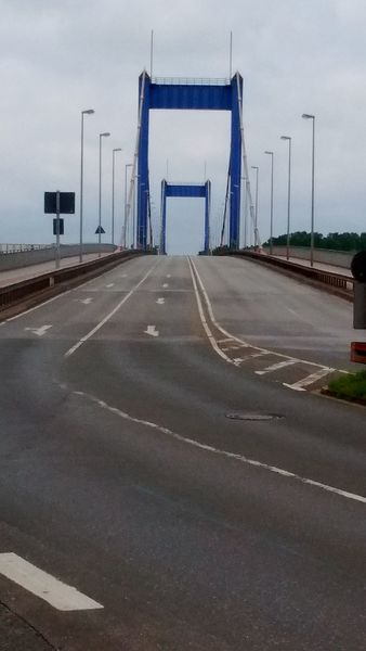 Homberger brücke, Fotografie, Verkehr, Brücke