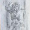 Mädchen, Cyberpunk, Shadowrun, Charakter