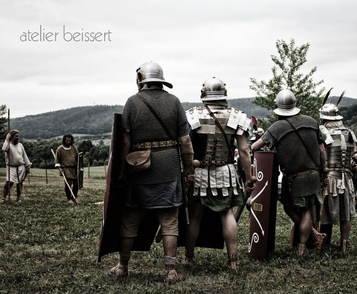 Germanen, Antike, Reenactment, Römertage, Living history, Arche nebra