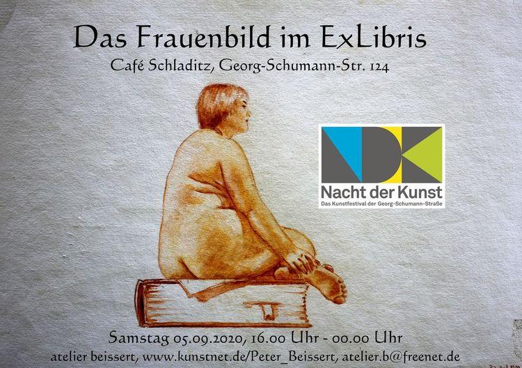 Exlibris, Bäckerei schladitz, Bücher, Akt