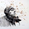 Pilot, Frankreich, Derkleineprinz, Zeichnung