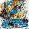 Acrylmalerei, Abstrakt, Pastellmalerei, Malerei