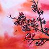 Acrylmalerei, Blühen, Abstrakt, Helén franz