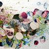 Aquarellmalerei, Helén franz, Lebenunddesseneindrücke, Abstrakt