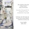 Das goldene gässchen, Zlata ulicka, Franz kafka, Café franz kafka
