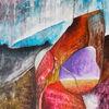 Landschaft, Abstrakt, Farben, Malerei