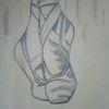 Frau, Ballett, Fuß, Tanz