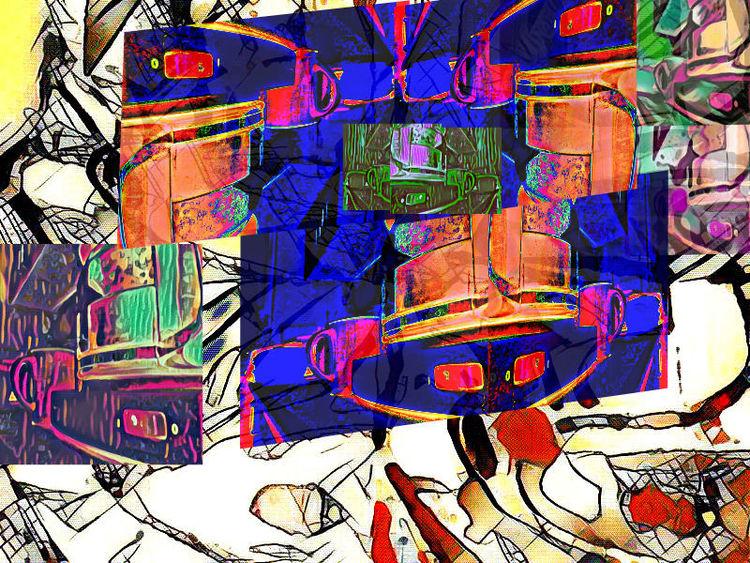 Tasse, Outsider art, Kaffeemaschine, Morgen, Cafe, Kaffee