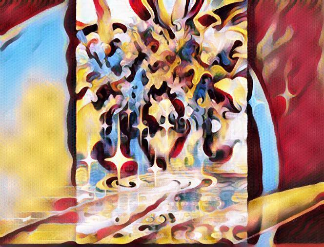 Vergehen, Fantasie, Digital art, 2017, Outsider art, Digitale kunst